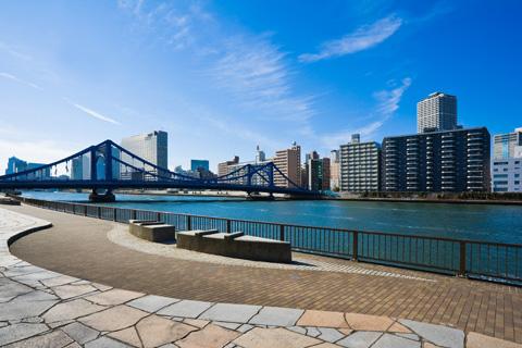 都会の川 都会の川 - 素材【写真】 - 彩クリWEB 彩クリWEB 写真・イラストなどの無料素